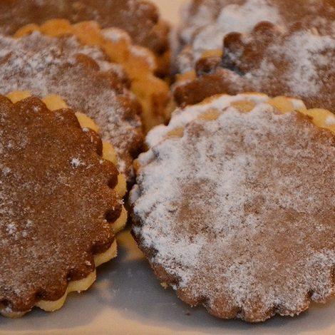 Čokoladni Piškoti | Sladki Dar