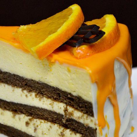 Pomarančna Torta