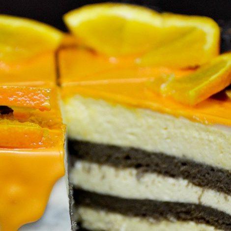 Pomarančna Torta | Sladki Dar