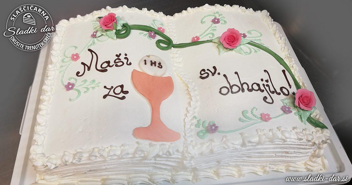 Torta za sveto obhajilo