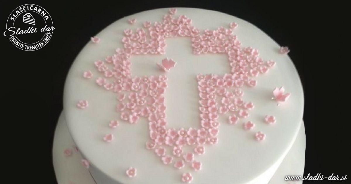 Zakramentna torta za punce