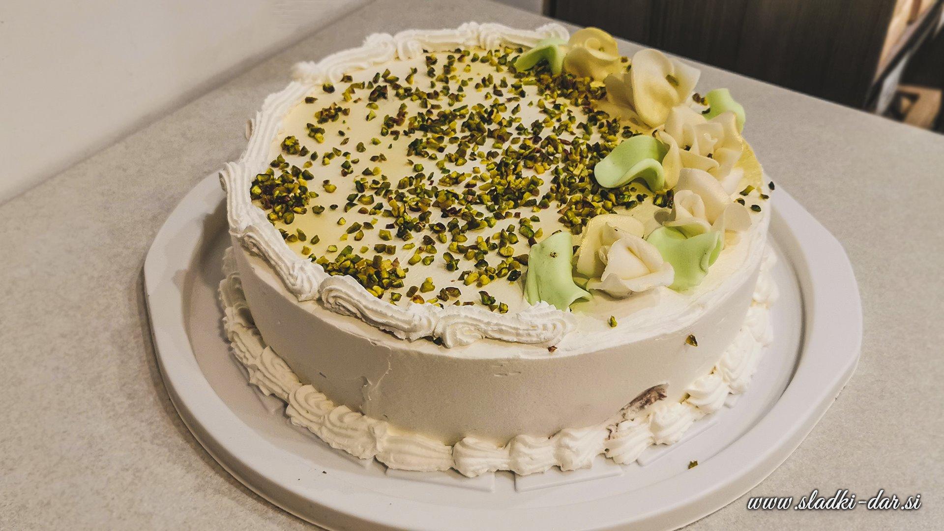 Mala torta za rojstni dan