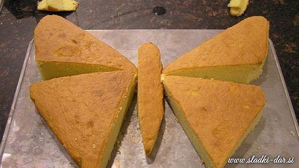 Oblikovanje najboljše torte